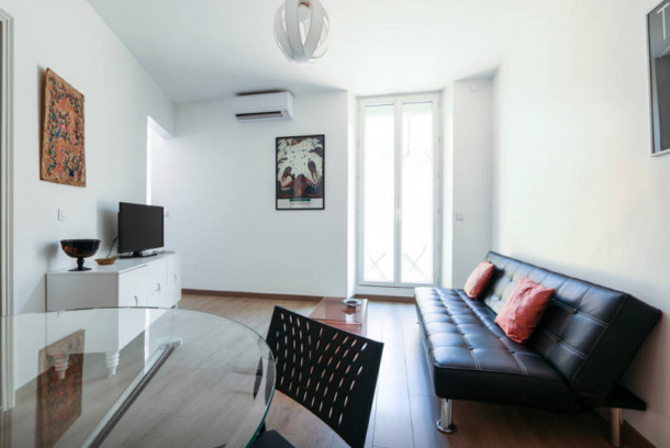 Holiday apartment Sunny and Modern 1 Bedroom with Balcony Rue Florian (2557588), Cannes la Bocca, Côte d'Azur, Provence - Alps - Côte d'Azur, France, picture 1