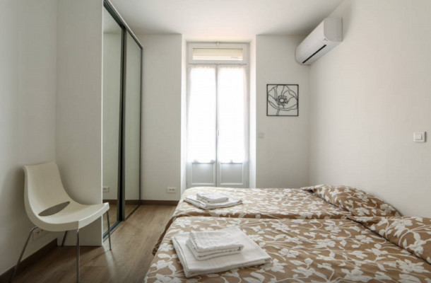 Holiday apartment Sunny and Modern 1 Bedroom with Balcony Rue Florian (2557589), Cannes la Bocca, Côte d'Azur, Provence - Alps - Côte d'Azur, France, picture 6