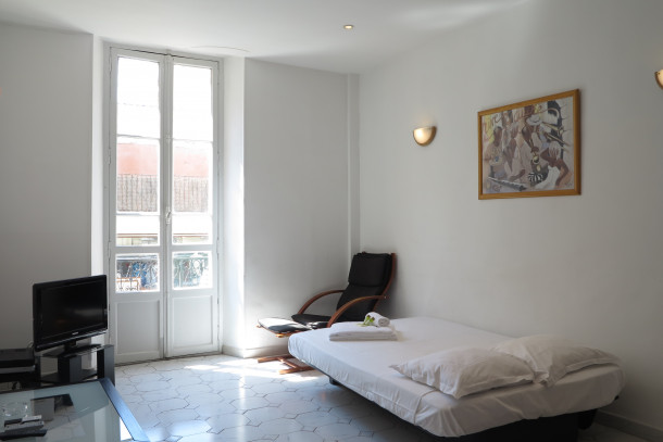 Holiday apartment Very Central 1 Bedroom with Balcony Rue Commandant André (2557595), Cannes la Bocca, Côte d'Azur, Provence - Alps - Côte d'Azur, France, picture 10