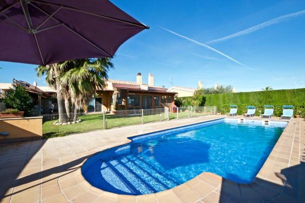 Maison de vacances Villa Alegría (2555265), L'Ampolla, Costa Dorada, Catalogne, Espagne, image 1