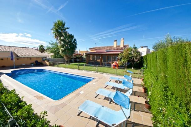 Maison de vacances Villa Alegría (2555265), L'Ampolla, Costa Dorada, Catalogne, Espagne, image 3