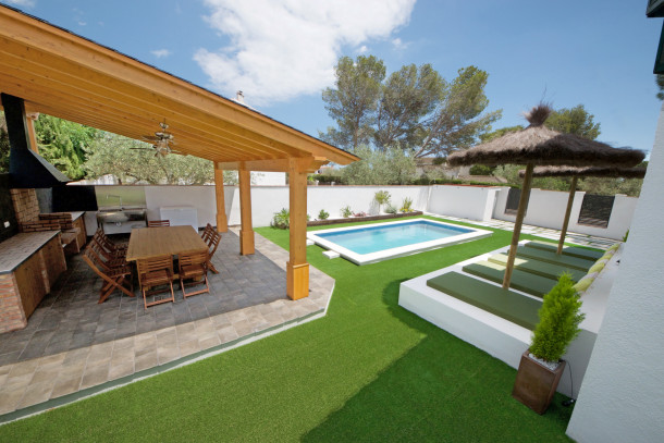 Ferienhaus Villa Pilar (2555278), L'Ampolla, Costa Dorada, Katalonien, Spanien, Bild 11