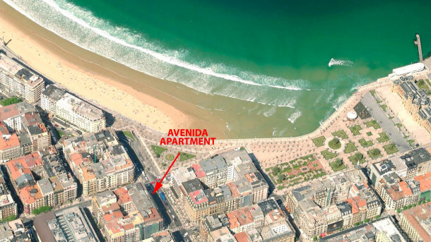 Ferienwohnung 020 / AVENIDA SUITE LA CONCHA (2558670), Donostia, Costa Vasca, Baskenland, Spanien, Bild 3