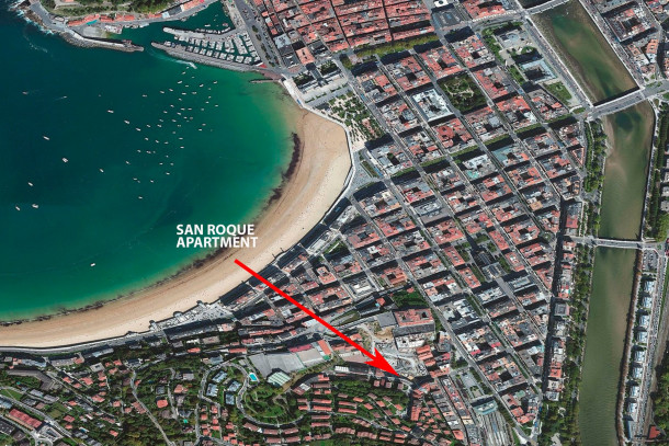 Ferienwohnung 023 / SAN ROQUE CENTER, parking included (2558671), Donostia, Costa Vasca, Baskenland, Spanien, Bild 7