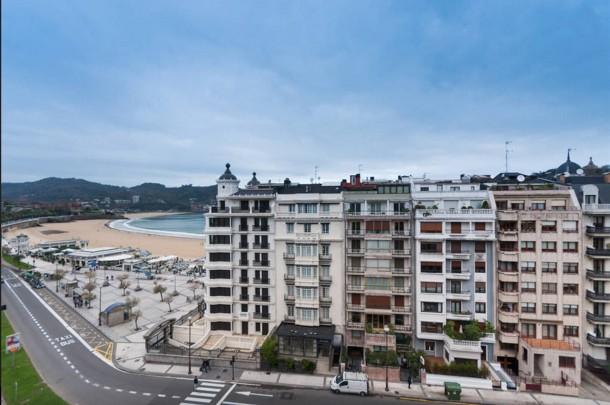 Ferienwohnung 019 / NIZA LA CONCHA, terrace with beach views (2558672), Donostia, Costa Vasca, Baskenland, Spanien, Bild 6