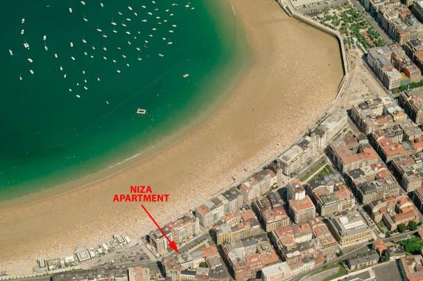 Ferienwohnung 019 / NIZA LA CONCHA, terrace with beach views (2558672), Donostia, Costa Vasca, Baskenland, Spanien, Bild 7