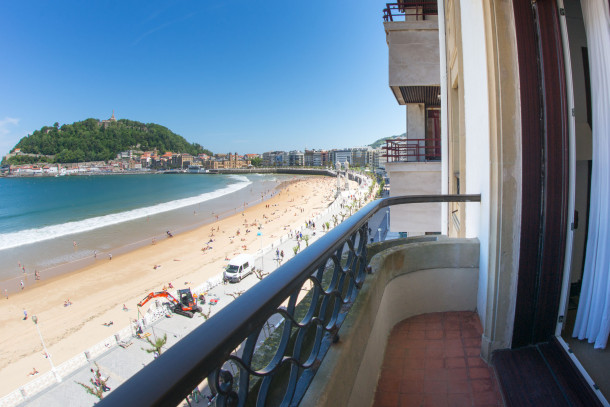 Ferienwohnung 020 / PLAYA CONCHA, with sea views (2631367), Donostia, Costa Vasca, Baskenland, Spanien, Bild 5