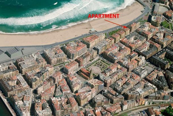 Ferienwohnung 017 / LA PLAGE ZURRIOLA, amazing sea views (2558674), Donostia, Costa Vasca, Baskenland, Spanien, Bild 7
