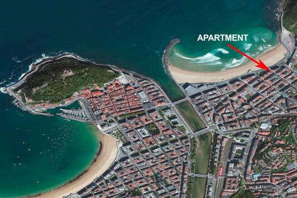 Ferienwohnung 003 / LA TERRACE, with sea views (2558677), Donostia, Costa Vasca, Baskenland, Spanien, Bild 10