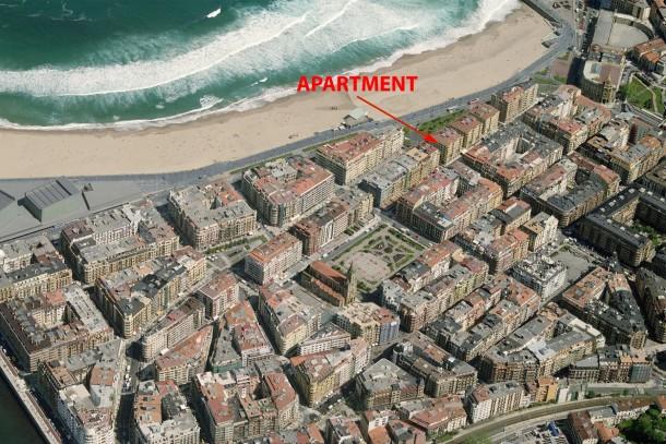 Ferienwohnung 027 / SANTA BARBARA TERRACE, next to La Zurriola (2558679), Donostia, Costa Vasca, Baskenland, Spanien, Bild 7