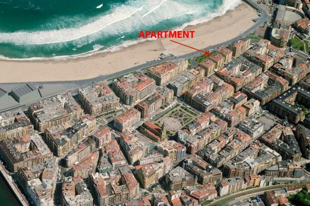 Ferienwohnung 001 / PACIFIC, amazing sea views (2558680), Donostia, Costa Vasca, Baskenland, Spanien, Bild 4