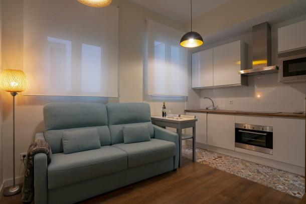 M BRC42 Apartamento Diseño Chueca Malasaña