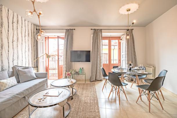 M (ECM18) Apartamento La Latina/Plaza Cascorro   Madrid