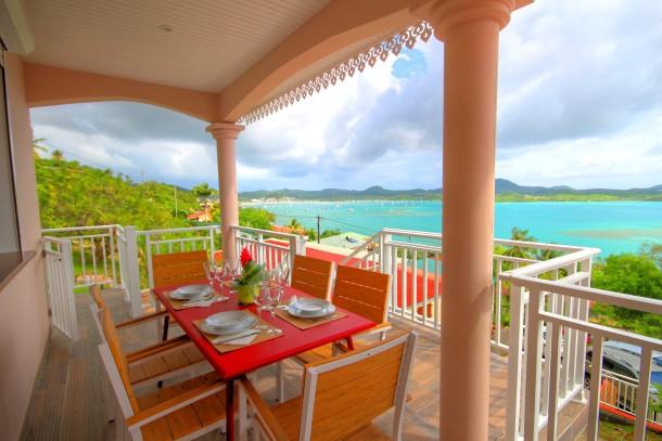 Ferienhaus Villa with pool and ocean view (MQMA15) (2634323), Le Marin, Le Marin, Martinique, Karibische Inseln, Bild 2