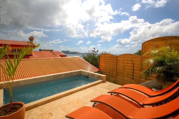Ferienhaus Villa with pool and ocean view (MQMA15) (2634323), Le Marin, Le Marin, Martinique, Karibische Inseln, Bild 3