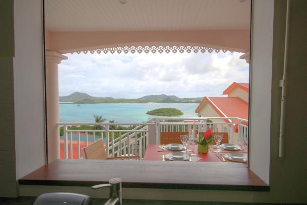 Ferienhaus Villa with pool and ocean view (MQMA15) (2634323), Le Marin, Le Marin, Martinique, Karibische Inseln, Bild 14