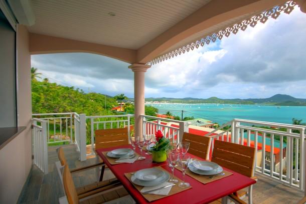 Ferienhaus Villa with pool and ocean view (MQMA15) (2634323), Le Marin, Le Marin, Martinique, Karibische Inseln, Bild 19