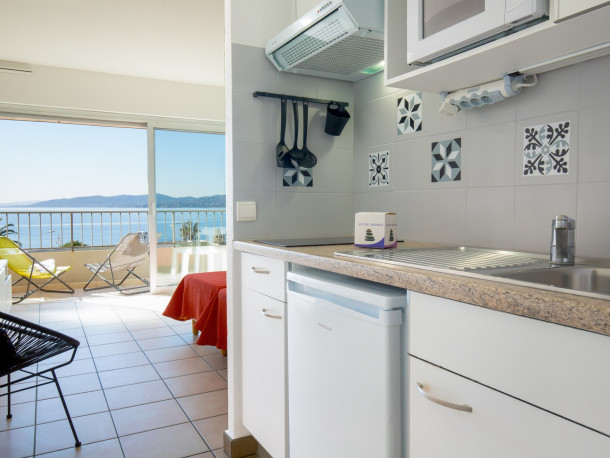 Holiday apartment appartement 2 personnes (2675128), Saint Raphaël, Côte d'Azur, Provence - Alps - Côte d'Azur, France, picture 1