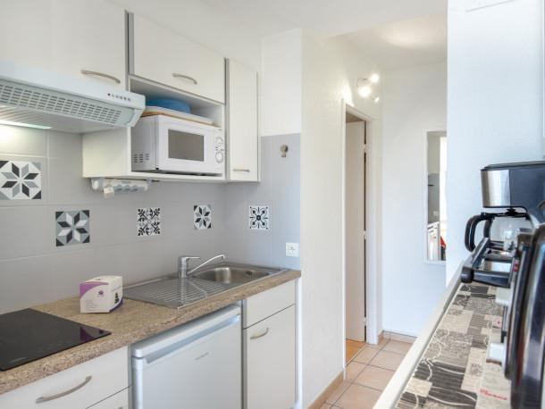 Holiday apartment appartement 2 personnes (2675128), Saint Raphaël, Côte d'Azur, Provence - Alps - Côte d'Azur, France, picture 2