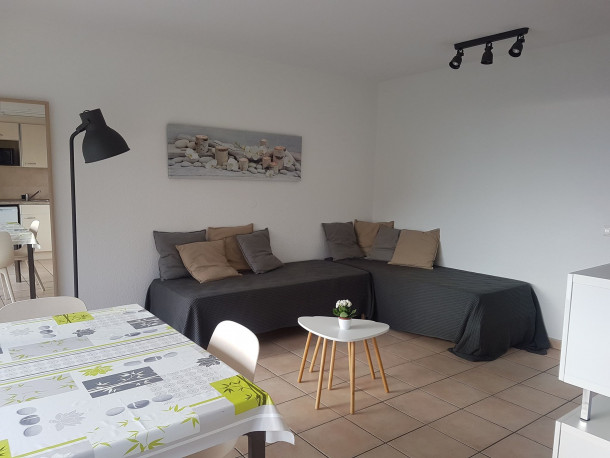 Holiday apartment appartement 2 personnes (2675493), Saint Raphaël, Côte d'Azur, Provence - Alps - Côte d'Azur, France, picture 2