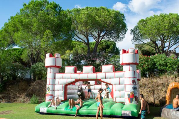 Holiday house CAMPING DOMAINE DE VERDAGNE - Mobil home climatisé Premium - 3 chambres, 6/8 places (2722753), Gassin, Côte d'Azur, Provence - Alps - Côte d'Azur, France, picture 5