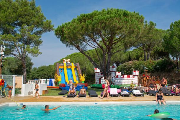 Holiday house CAMPING DOMAINE DE VERDAGNE - Mobil home climatisé Premium - 3 chambres, 6/8 places (2722753), Gassin, Côte d'Azur, Provence - Alps - Côte d'Azur, France, picture 1