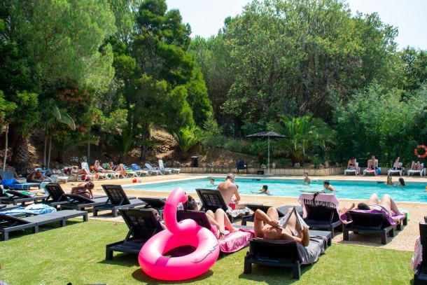 Holiday house CAMPING DOMAINE DE VERDAGNE - Mobil home climatisé Premium - 3 chambres, 6/8 places (2722753), Gassin, Côte d'Azur, Provence - Alps - Côte d'Azur, France, picture 20