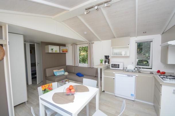 Holiday house CAMPING DOMAINE DE VERDAGNE - Mobil home climatisé Premium - 3 chambres, 6/8 places (2722753), Gassin, Côte d'Azur, Provence - Alps - Côte d'Azur, France, picture 23