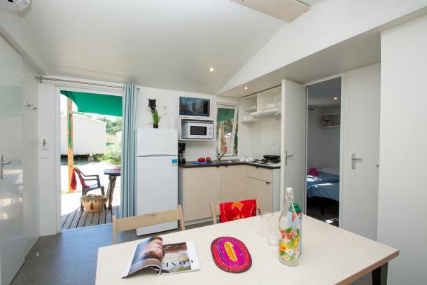 Holiday house CAMPING DOMAINE DE VERDAGNE - Mobil home climatisé Premium - 3 chambres, 6/8 places (2722753), Gassin, Côte d'Azur, Provence - Alps - Côte d'Azur, France, picture 25