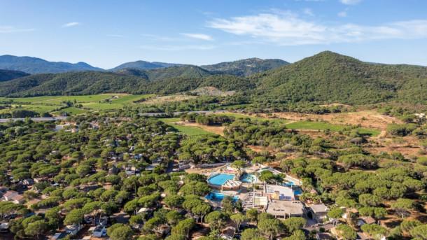 Camping Les Cigales - UTAH 4 pers. + 1 place v&eac   Le Muy