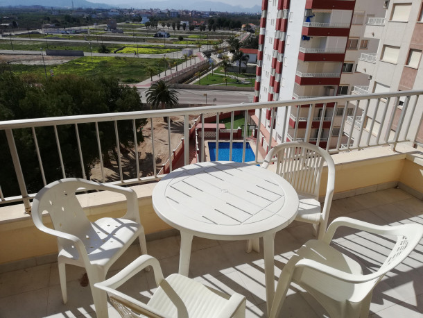 Ferienwohnung Small and comfortable apt. on 6th floor with 1 bedroom, capacity 2/4 people! (2783178), Miramar (ES), Costa de Valencia, Valencia, Spanien, Bild 3