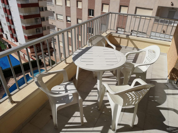 Ferienwohnung Small and comfortable apt. on 6th floor with 1 bedroom, capacity 2/4 people! (2783178), Miramar (ES), Costa de Valencia, Valencia, Spanien, Bild 5