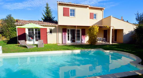 Holiday house Villas Le Clos Savornin**** - Villas 4 pièces 6 personnes - Vue campagne (2807979), Saint Saturnin lès Apt, Vaucluse, Provence - Alps - Côte d'Azur, France, picture 2