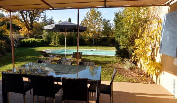Holiday house Villas Le Clos Savornin**** - Villas 4 pièces 6 personnes - Vue campagne (2807979), Saint Saturnin lès Apt, Vaucluse, Provence - Alps - Côte d'Azur, France, picture 4