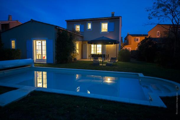 Holiday house Villas Le Clos Savornin**** - Villas 4 pièces 6 personnes - Vue campagne (2807979), Saint Saturnin lès Apt, Vaucluse, Provence - Alps - Côte d'Azur, France, picture 6