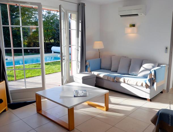 Holiday house Villas Le Clos Savornin**** - Villas 4 pièces 6 personnes - Vue campagne (2807979), Saint Saturnin lès Apt, Vaucluse, Provence - Alps - Côte d'Azur, France, picture 8