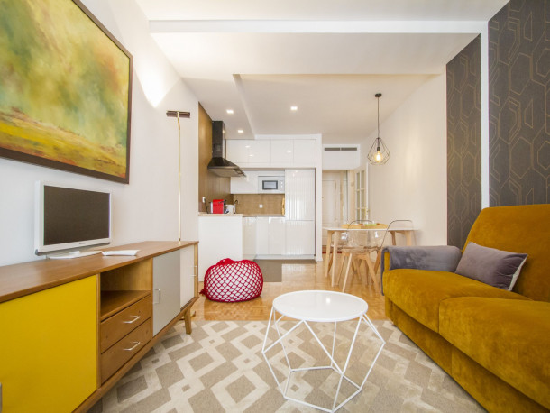 Ferienwohnung UD Apartments - Atocha Stylish with Pool (2789764), Madrid (Stadt), , Madrid, Spanien, Bild 13