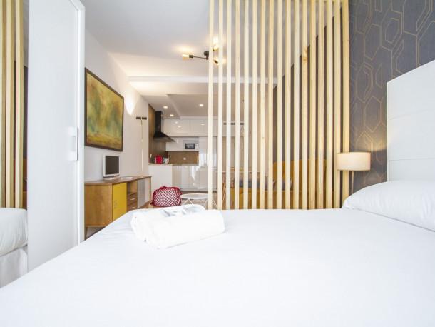Ferienwohnung UD Apartments - Atocha Stylish with Pool (2789577), Madrid (Stadt), , Madrid, Spanien, Bild 5