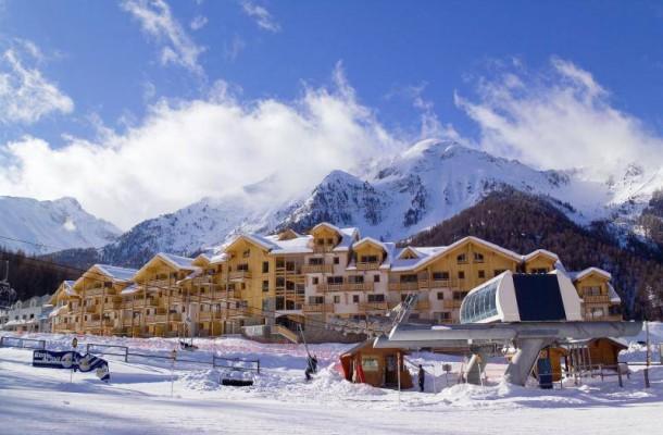 Ferienwohnung Résidence Le Parc des Airelles - coin montagne (BCW) (2253789), Les Salettes, Hautes-Alpes, Provence - Alpen - Côte d'Azur, Frankreich, Bild 14
