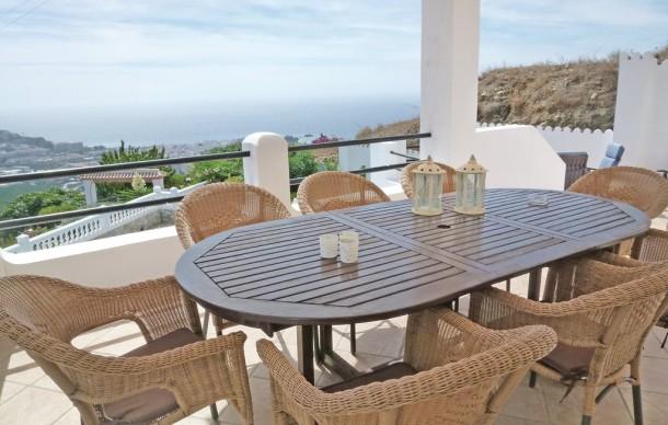 Location prestige avec piscine priv e almu car casa 12 personas ref 137114 - Alquiler casa almunecar ...