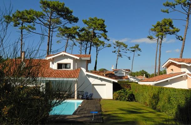 Villa Club Ocean Moliets Location
