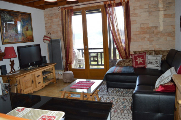 R sidence marmottes les angles appartement 6 personnes ref 165516 - Location appartement les angles ...