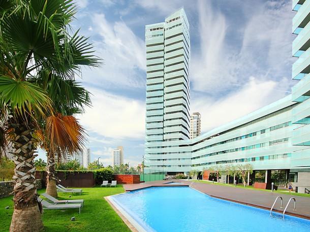 Diagonal mar barcelona poble nou apartamento 4 - Apartamento barcelona vacaciones ...