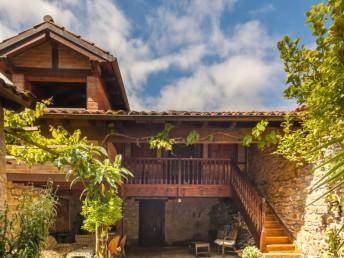 Locations vacances - Casamaría - Mas - 4 personnes - Photo N°1