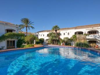 Locations vacances - Denia - Appartement - 4 personnes - Photo N°1