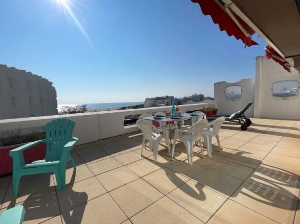 Jardins d\'Ulysse II - La Grande Motte - Wohnung 5 Personen