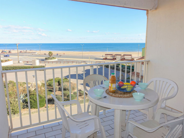 Rsidence BALCONS MEDITERRANEE Narbonne Plage Apartment 4 people