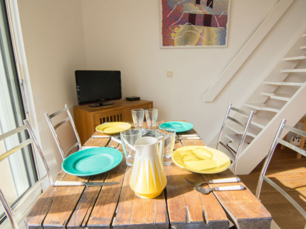 le platin saint palais sur mer appartement 4 personnes ref 197120. Black Bedroom Furniture Sets. Home Design Ideas