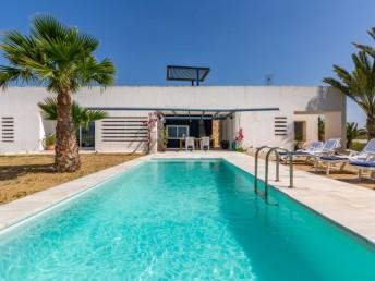 Locations vacances - Los Gallardos - Maison - 4 personnes - Photo N°1