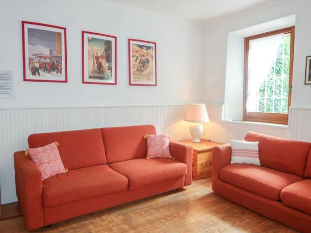 Jouvenceaux sauze d 39 oulx casa 6 persone ref 207878 for Semplice casa con 3 camere da letto piani kerala